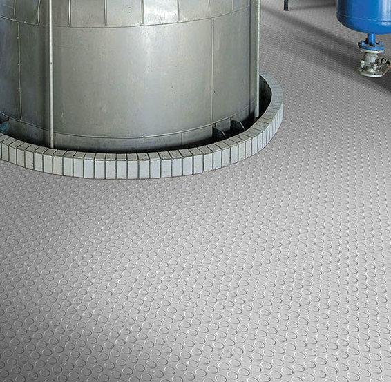 浮点橡胶地板案例